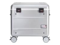 208.630-179 Notebook Multimedia cart Silber Multimediawagen & -ständer