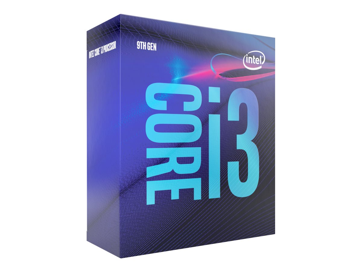 Intel Core i3 9100 - 3.6 GHz - 4 Kerne - 4 Threads