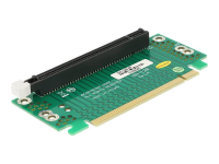 Riser Card PCI Express x16 angled 90° right insertion - Riser Card