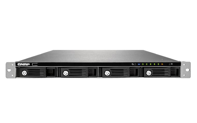 QNAP TS-453U - NAS-Server - Rack-montierbar
