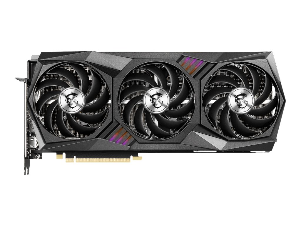 MSI GeForce RTX 3080 Ti GAMING X TRIO - Grafikkarten