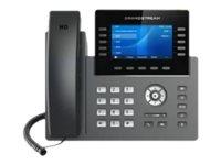 Grandstream GRP2615 - VoIP-Telefon mit Rufnummernanzeige/Anklopffunktion - IEEE 802.11a/b/g/n/ac (Wi-Fi)