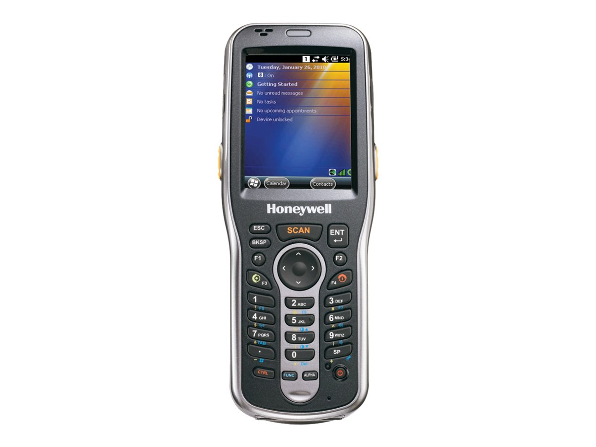 "HONEYWELL Dolphin 6110 - Datenerfassungsterminal - Win Embedded Handheld 6.5.3 - 7.1 cm (2.8"")"