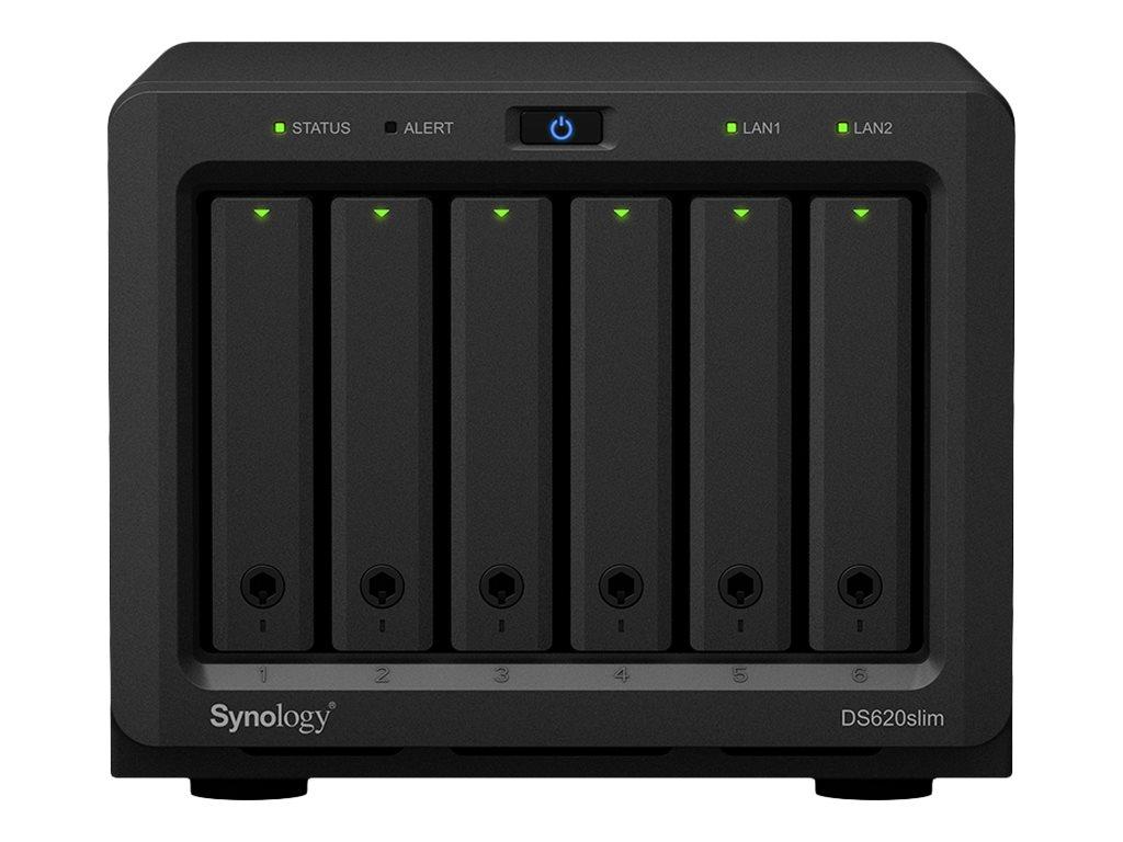 Synology Disk Station DS620slim - NAS-Server