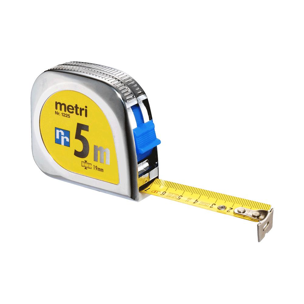 Rieffel Rollmeter metri 5m