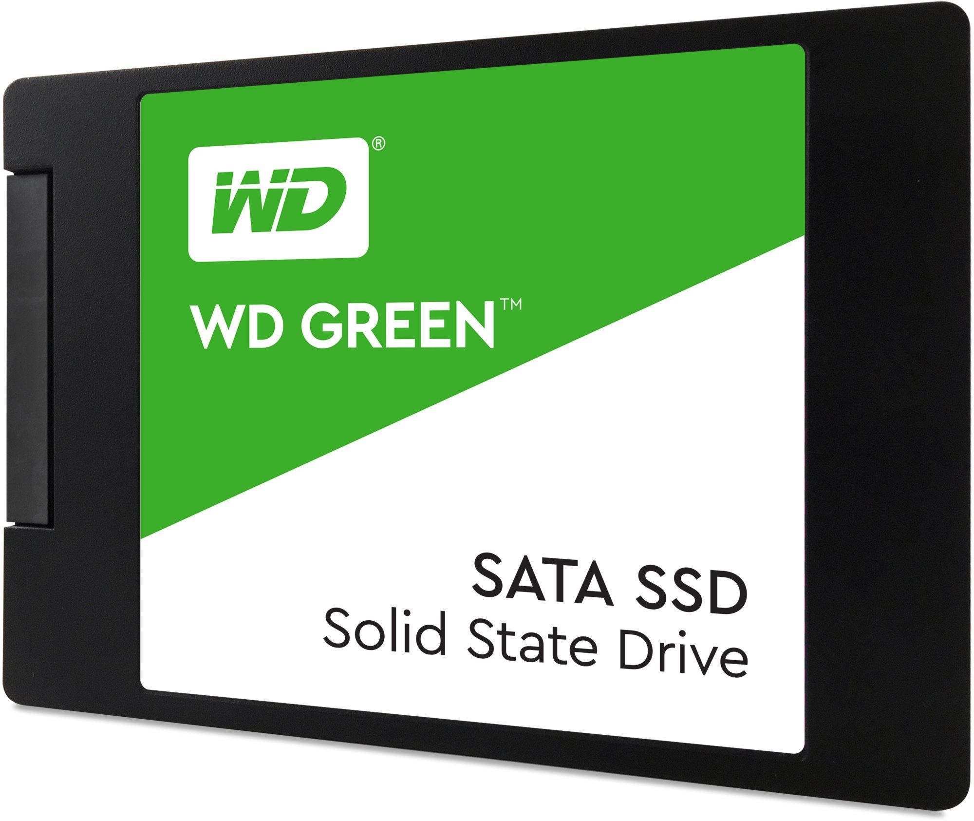 WD Green - 120 GB - 2.5