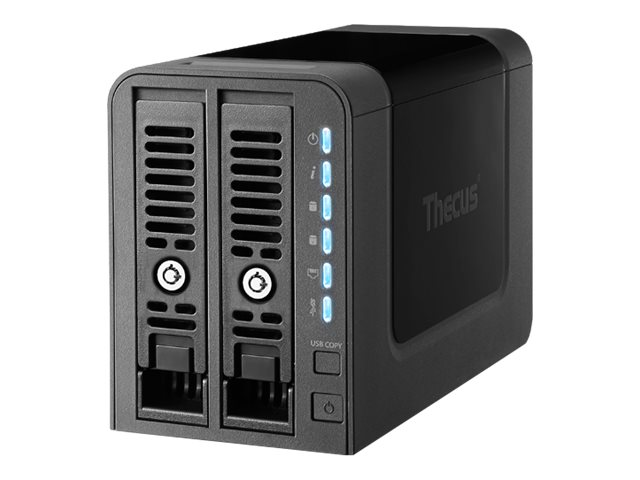 Thecus Technology N2350 - NAS-Server