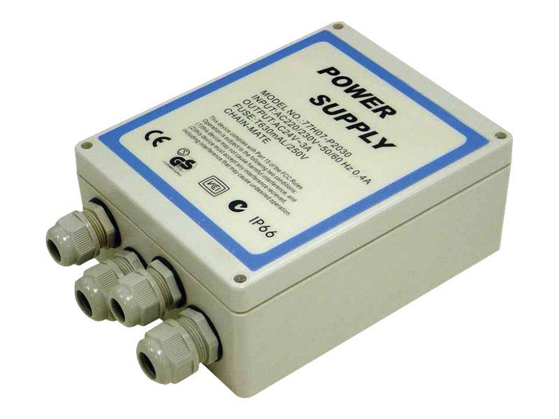 LevelOne CAS-3292 - Kameranetzteil-Gehäuse - Außenbereich