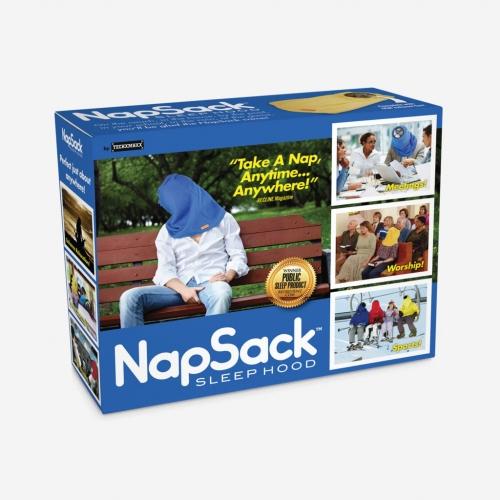 Thumbs Up Prank Pack Small Nap Sack - Geschenkverpackungsbox - Mehrfarbig - Bild - Pappe - Glänzend - 152 mm