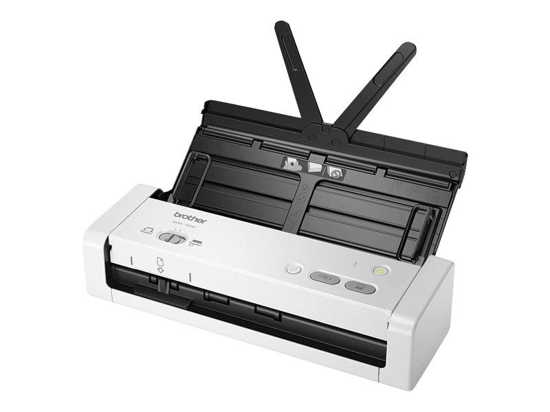 Brother ADS-1200 - Dokumentenscanner - Duplex - A4 - 600 dpi x 600 dpi - bis zu 25 Seiten/Min. (einfarbig)