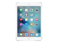 "iPad mini 4 WIFI 128 GB Silber - 7,9"" Tablet - Cortex 2,4 GHz 20,1cm-Display"