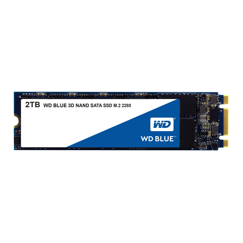 WD Blue 3D - 2048 GB - M.2 - 560 MB/s - 6 Gbit/s