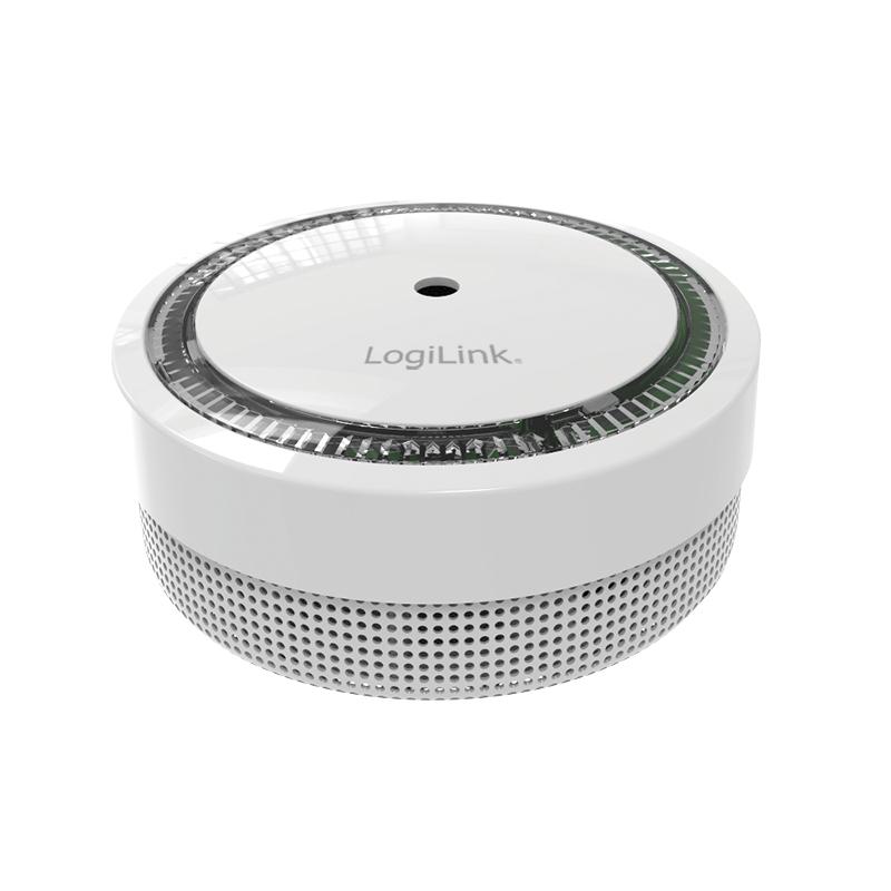 LogiLink SC0008 Rauchmelder - Netzwerkkamera