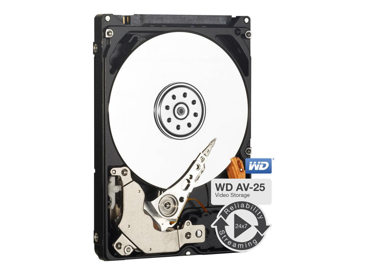 WD AV-25 WD5000LUCT - Festplatte