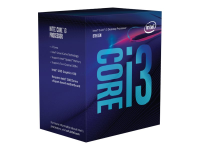 Core i3-8100 Prozessor 3,6 GHz Box 6 MB Smart Cache