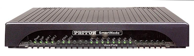 Inalp Patton SmartNode 4141 - G.168,G.722,G.723.1,G.726,G.729 - EN 60950 - EN55022 - EN55024 - CE - FCC Part 15 - TBR21 - ITU-T K.21 - 100-240 - 10 W - 0 - 40 °C