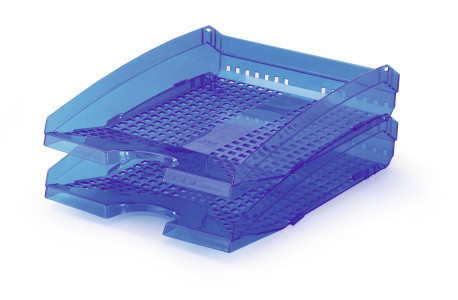Durable TREND - Blau - Transparent - A4 - 250 mm - 33,7 cm - 70 mm - 1 Stück(e)