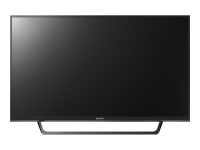 """KDL-49WE665 124.5cm/49"""" Full HD Smart-TV WLAN Schwarz LED-Fernseher"""