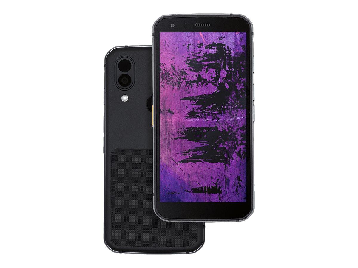 """CAT S62 Pro - Smartphone - Dual-SIM - 4G LTE - 128 GB - microSD slot - 5.7"""" - 2160 x 1080 Pixel - TFT - RAM 6 GB (8 MP Vorderkamera)"""