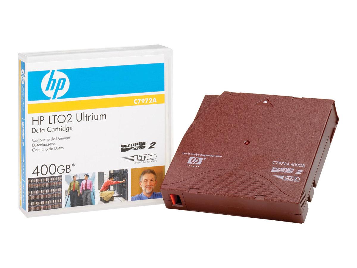 HP LTO-2 Ultrium 1x (C7972A)