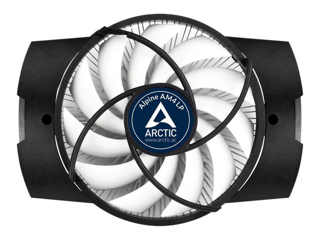 Arctic Alpine AM4 LP - Prozessork?hler - (f?r: AM2+, AM3+, FM1, FM2+, AM4)
