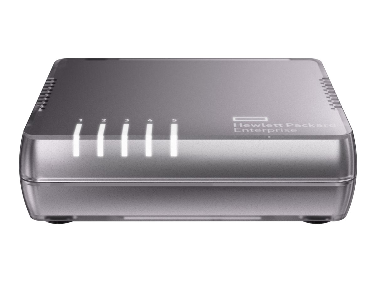 HP Enterprise OfficeConnect 1405 5G v3 - Switch - unmanaged