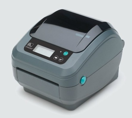 Zebra GX Series GX420d - Etikettendrucker - Thermopapier - Rolle (10,8 cm)