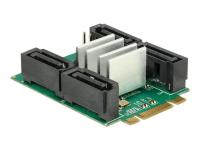 62850 Eingebaut SATA Schnittstellenkarte/Adapter