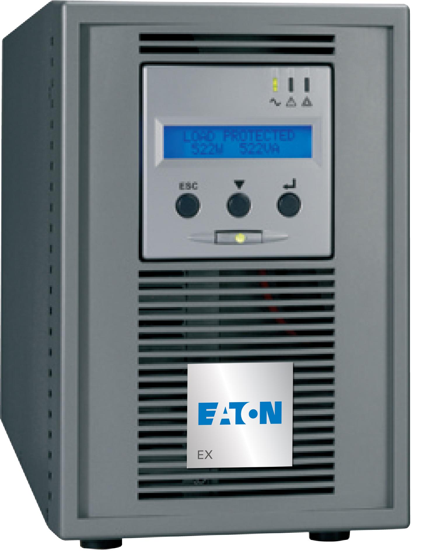 Eaton O.P.S. PULSAR EX 1000 - (Offline-) USV 1.000 W Rack-Modul