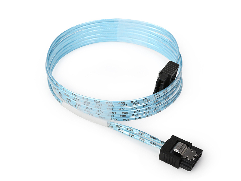 Vorschau: Chenbro Cable SATAIII 650mm w/Lock JPC 26H12314604A0