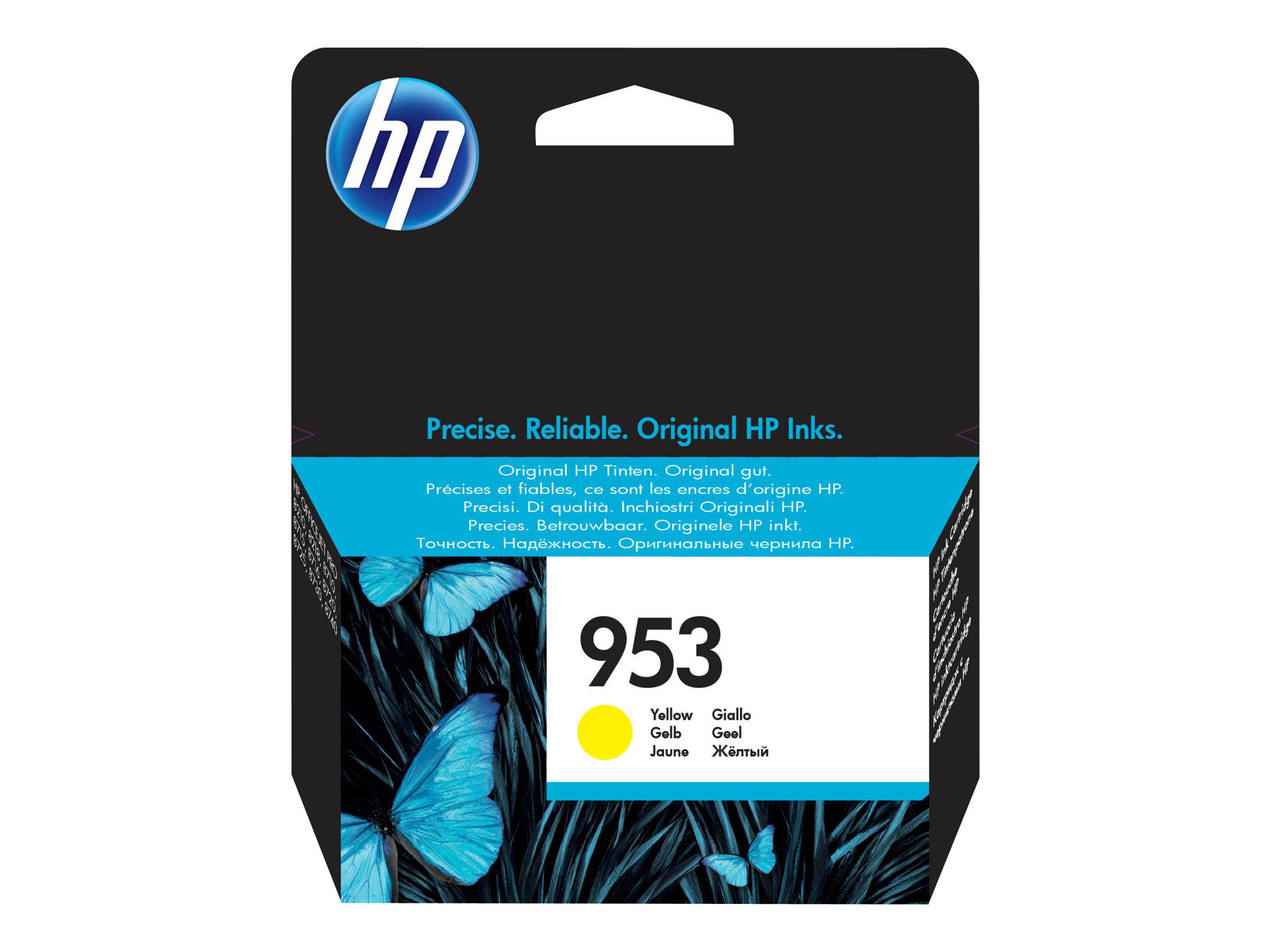 Vorschau: HP 953 - 10 ml - Gelb - Original - Tintenpatrone