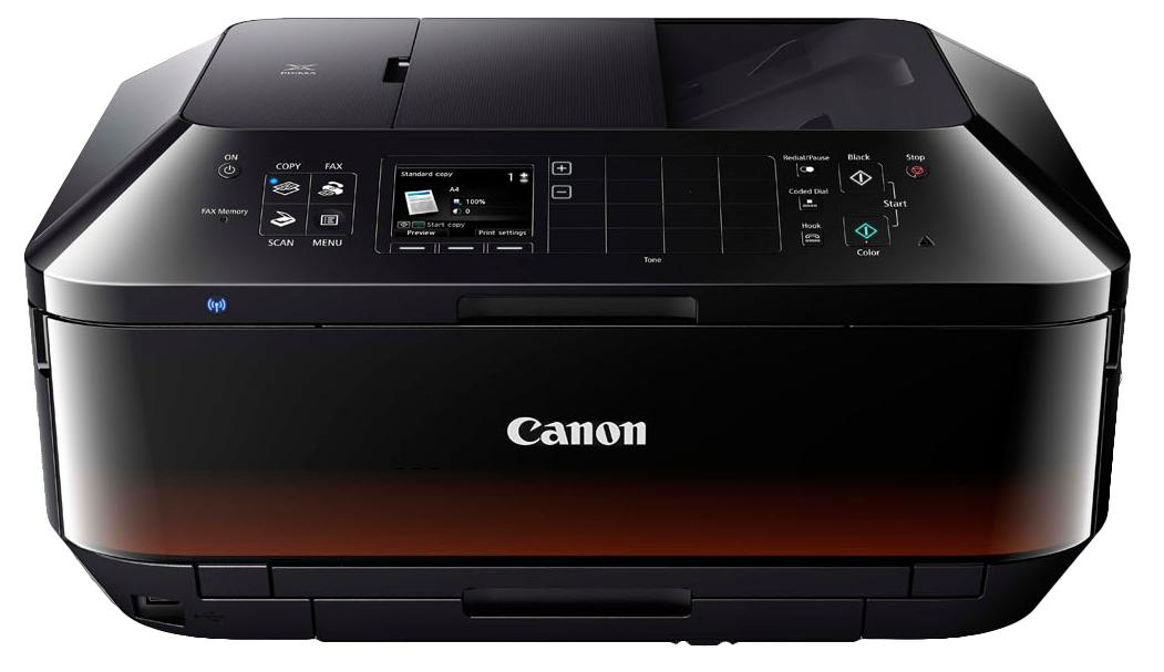 Canon PIXMA MX925 9600 x 2400DPI Tintenstrahl A4 15Seiten pro Minute WLAN Multifunktionsgerät
