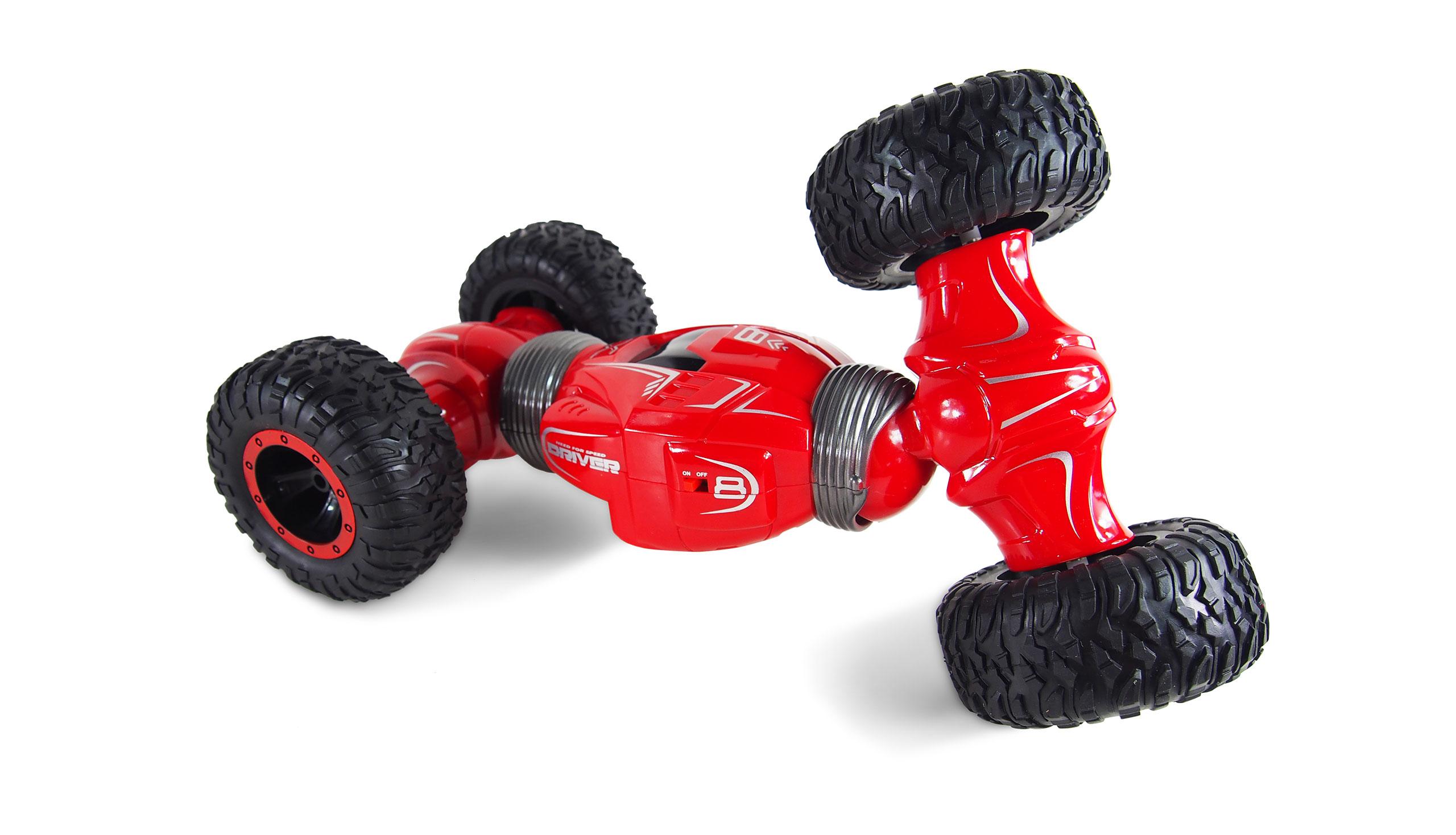 Vorschau: Amewi Twist Transformationsa - Stuntauto - 1:16 - Junge - 8 Jahr(e) - 1200 mAh - 550 g