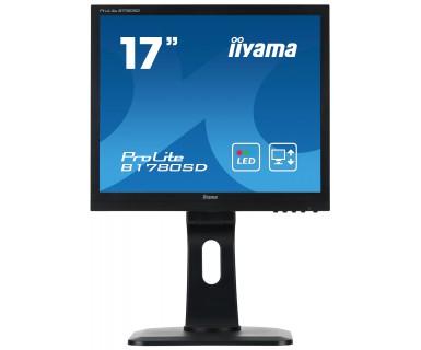 Iiyama ProLite B1780SD-B1 17Zoll TN Matt Schwarz Computerbildschirm