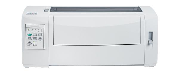 Vorschau: Lexmark Forms Printer 2580+ - Drucker s/w Nadel/Matrixdruck - 240 dpi - 10,3 ppm