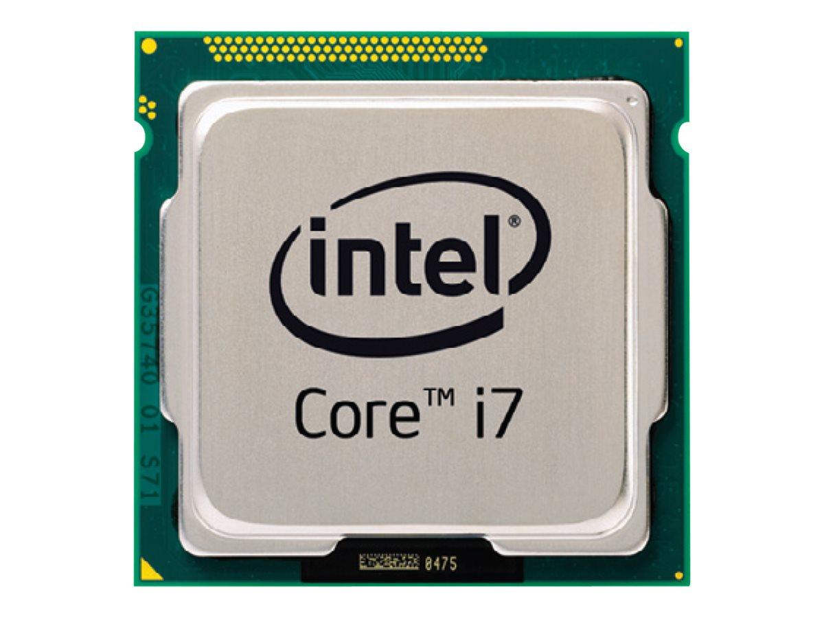 Intel Core i7 3770 - 3.4 GHz - 4 Kerne