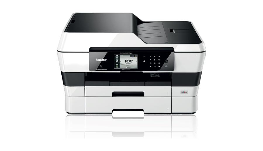 Vorschau: Brother MFC-J6925DW Tintenstrahldruck Fax - Farbig - 22 ppm - USB, USB 2.0 RJ-45
