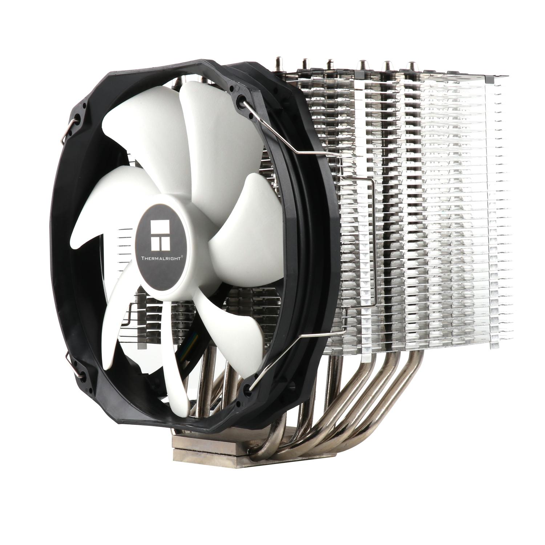 Thermalright MACHO REV. C - Prozessor - Kühlset - 14 cm - LGA 1150 (Socket H3),LGA 1151 (Socket H4),LGA 1155 (Socket H2),LGA 1156 (Socket H),LGA 1366... - 600 RPM - 1500 RPM
