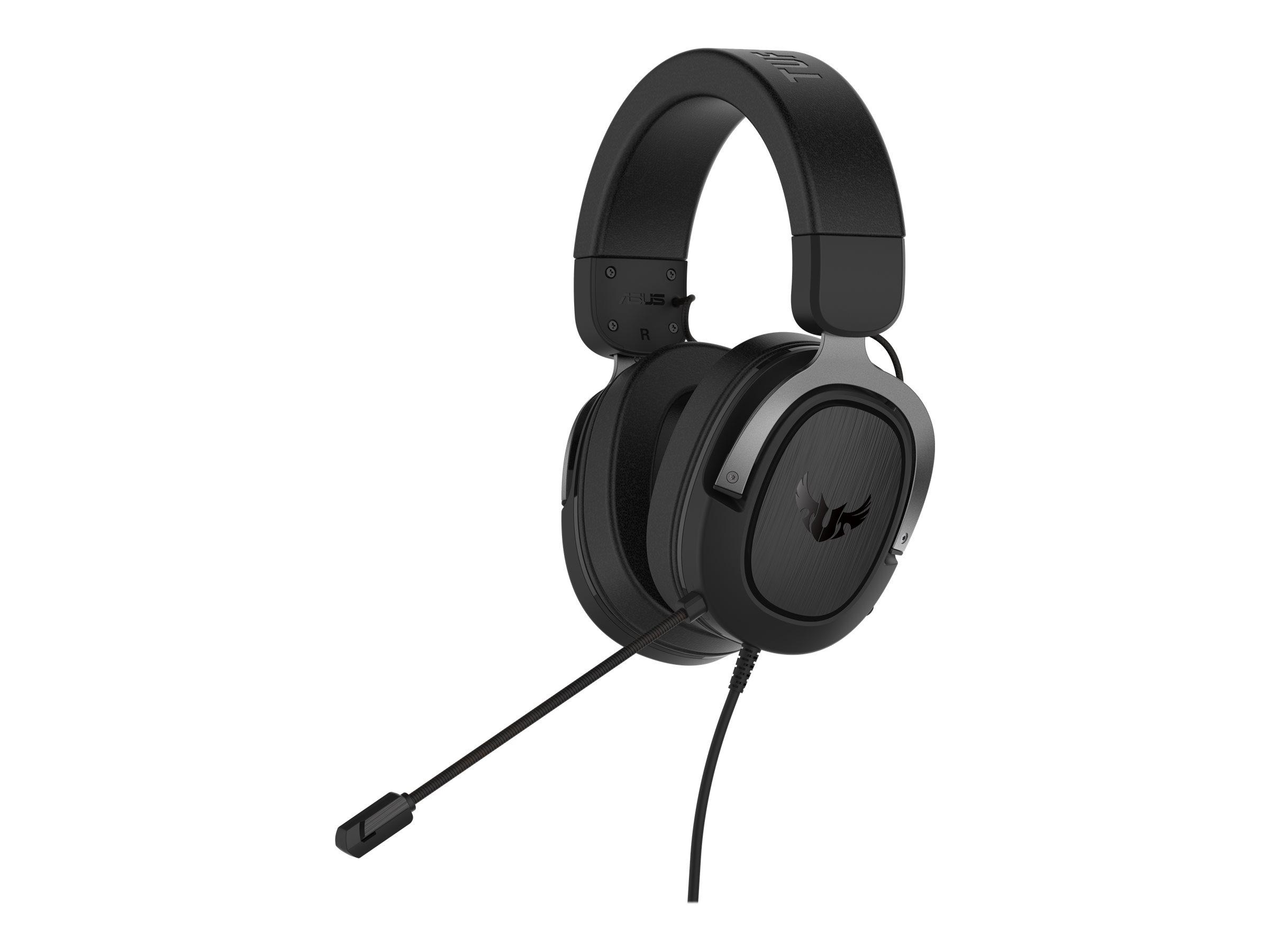 Vorschau: ASUS TUF Gaming H3 - Headset - ohrumschließend