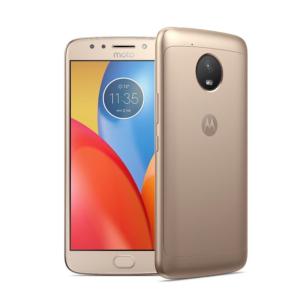 Motorola Solutions Motorola Moto E E4 Plus Single SIM 4G 16GB Gold