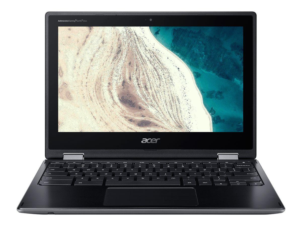 "Acer Chromebook Spin 511 R752TN-C07T - Flip-Design - Celeron N4120 / 1.1 GHz - Chrome OS - 8 GB RAM - 64 GB eMMC - 29.46 cm (11.6"")"