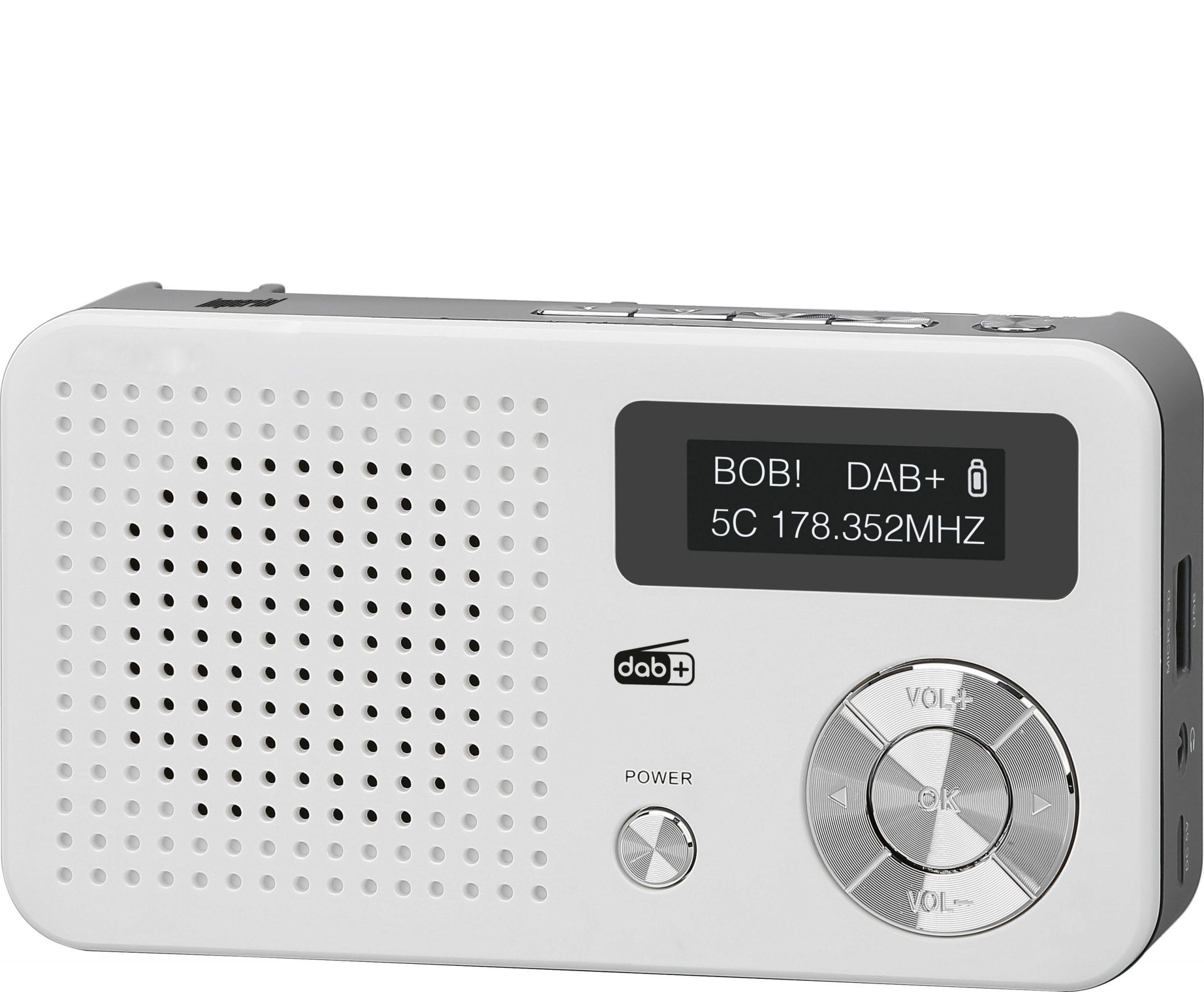 Imperial Dabman 13 - Tragbar - Digital - DAB,DAB+,FM - 87.5 - 108 MHz - 174 - 240 MHz - 174 - 240 MHz