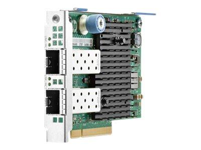 HPE 562SFP+ - Netzwerkadapter - PCIe 3.0 x8 - 10 Gigabit SFP+ x 2