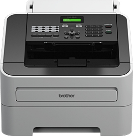 Brother Fax-2940 Modell AT - Fax - Laser/LED-Druck