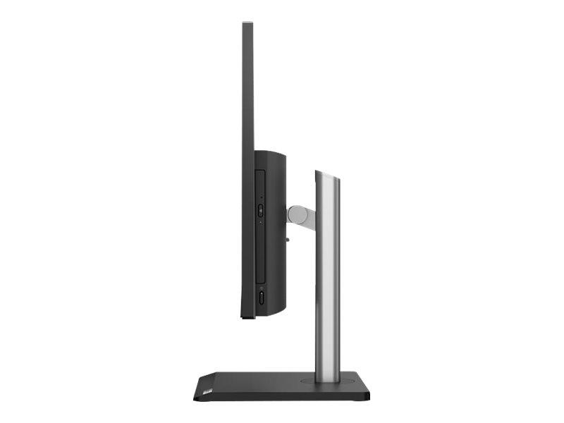 "Lenovo V30a-24IML 11FT - All-in-One (Komplettlösung) - mit Monitorständer - Core i3 10110U / 2.1 GHz - RAM 8 GB - SSD 256 GB - TCG Opal Encryption, NVMe - UHD Graphics - GigE - WLAN: 802.11ac, Bluetooth 5.0 - Win 10 Pro 64-Bit - Monitor: LED 60.45 cm (23.8"")"