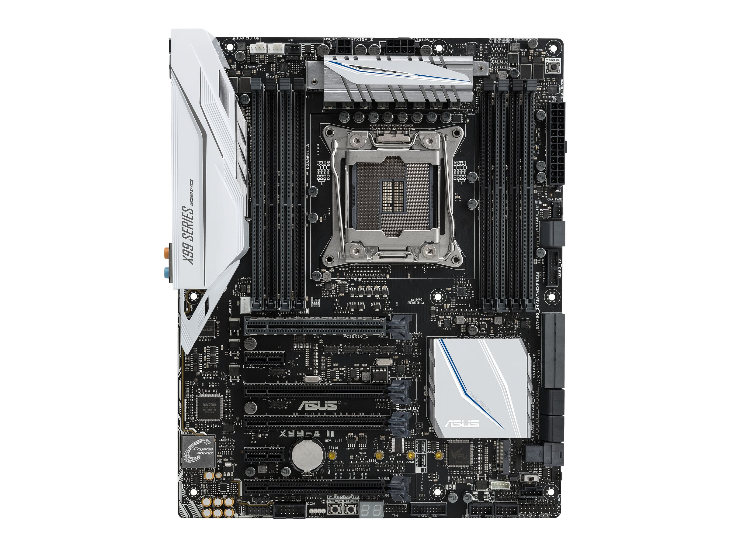 ASUS X99-A II - Motherboard - ATX