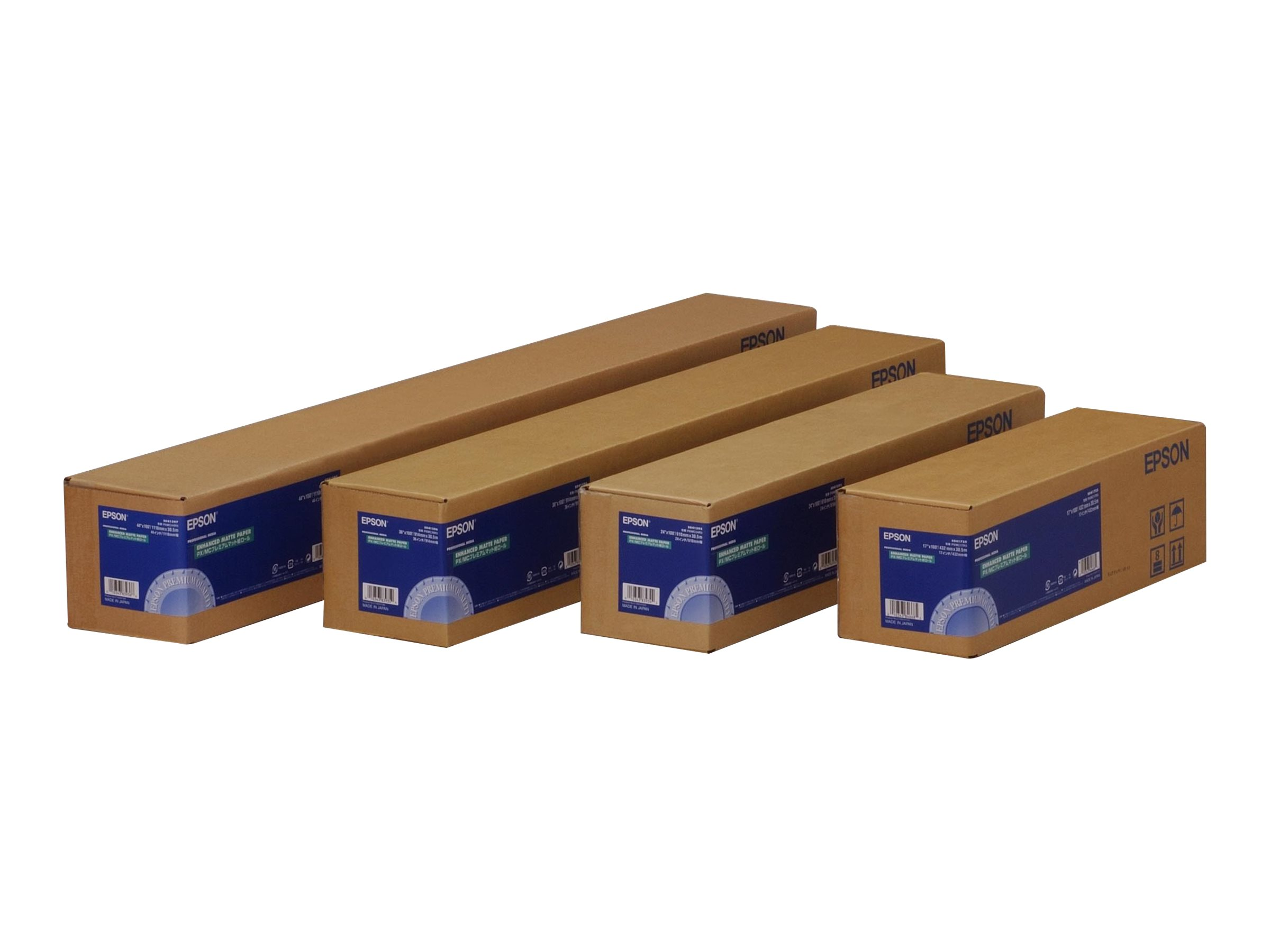 Epson Enhanced Matte - Matt - Rolle (162,6 cm x 30,5 m) 1 Rolle(n) Papier