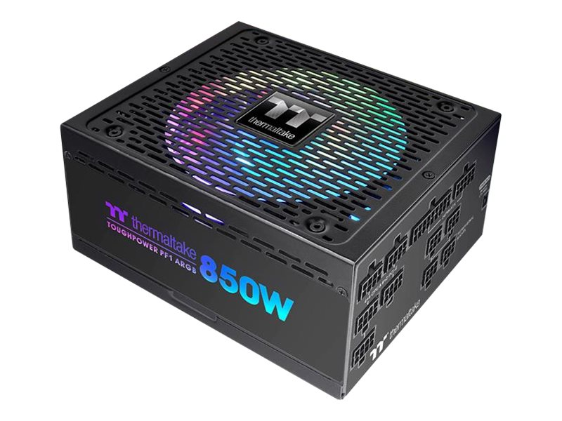Thermaltake POWER PF1 ARGB 850 - TT Premium Edition - Stromversorgung (intern)