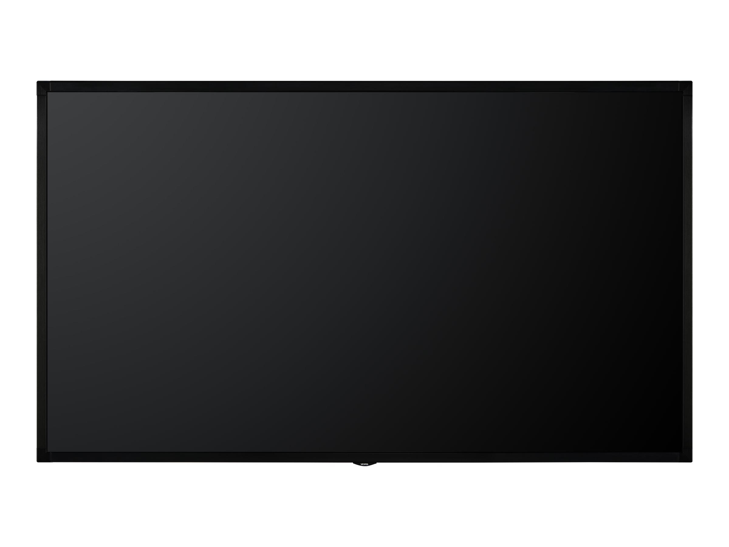 "VESTEL PDU98S31B/7 - 248.9 cm (98"") Klasse PDU Series LED-Display - Digital Signage - 4K UHD (2160p)"