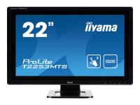 T2253MTS Touchscreen-Monitor 54,6 cm (21.5 Zoll) 1920 x 1080 Pixel Schwarz
